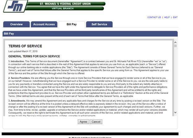 Home Saint Michaels Federal Credit Union